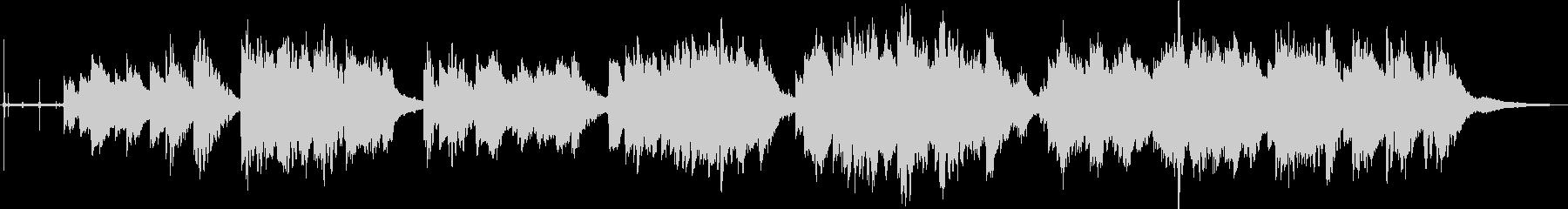 1870年スイスのオルゴール:「ウ...の未再生の波形