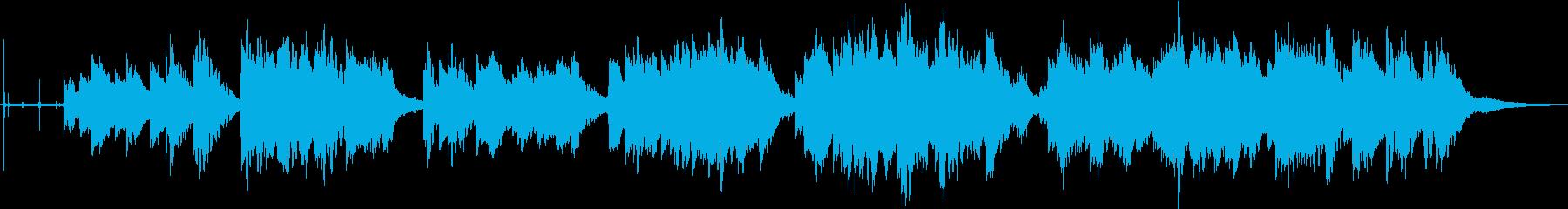 1870年スイスのオルゴール:「ウ...の再生済みの波形