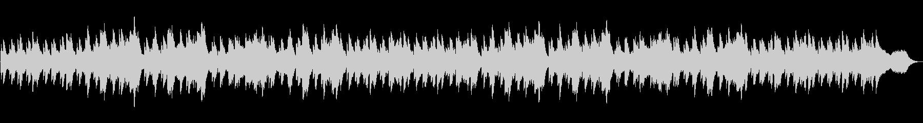 科学/分析/検証をイメージしたBGM_1の未再生の波形