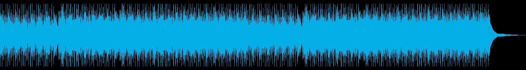 No strings Piano Spark Exhilarating's reproduced waveform