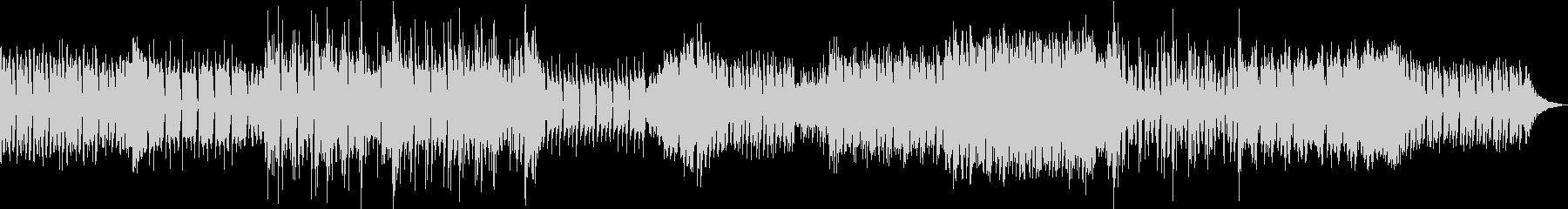 場面転換の多いフューチャー系EDMの未再生の波形