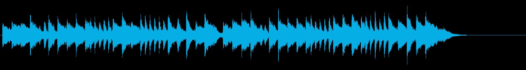 ダヴィッド同盟舞曲集第15曲/シューマンの再生済みの波形