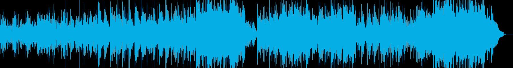 優し切ない心温まるスローポップ Aの再生済みの波形