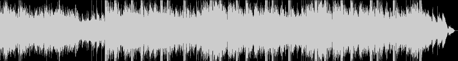 メカニカル/ロボットのサウンドドラ...の未再生の波形