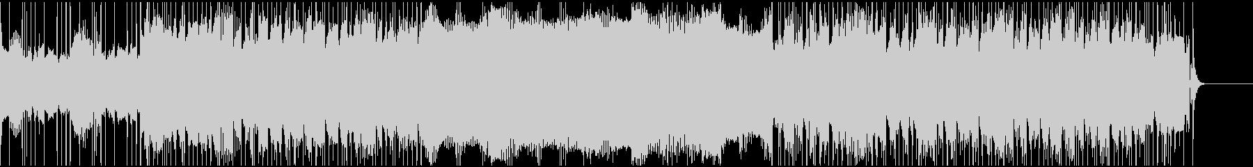 エスニックサウンドのパーカッション...の未再生の波形