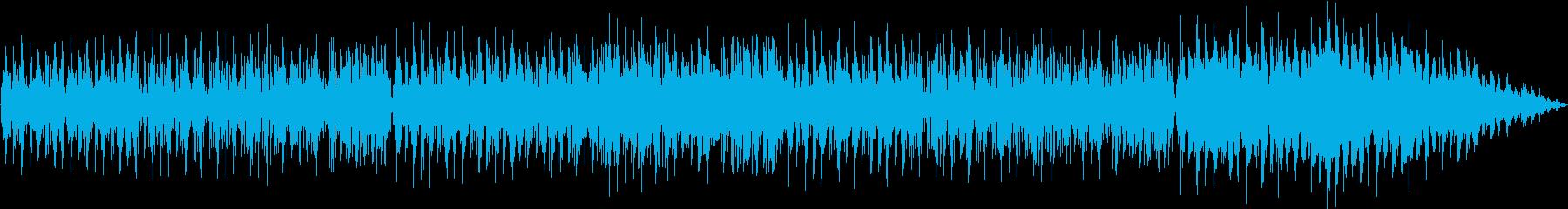 ナイロンギター・ブラジリアンジャズの再生済みの波形