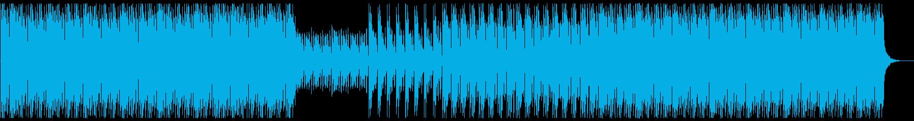企業VP_躍進のテーマシンプルバージョンの再生済みの波形
