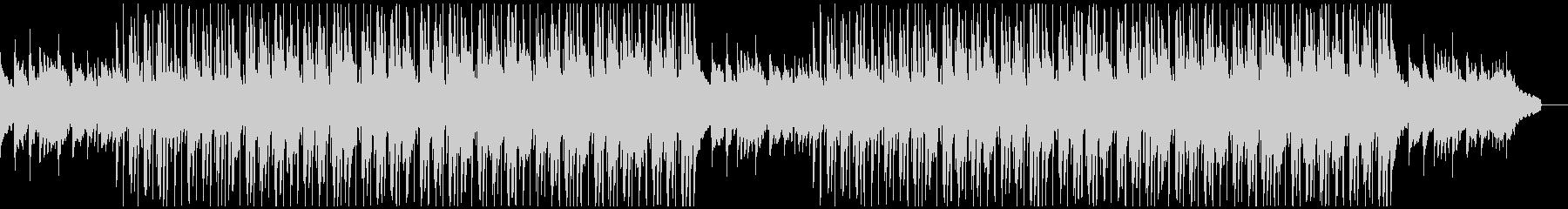 お洒落/ジャズピアノ/ヒップホップ4の未再生の波形