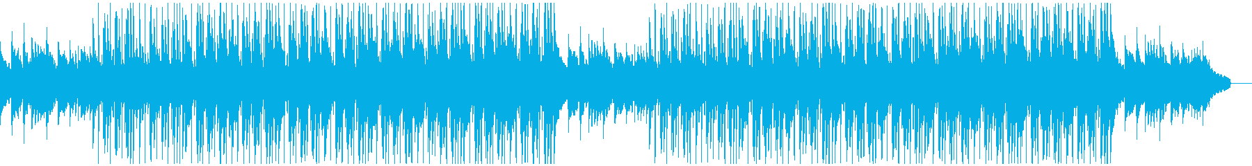 お洒落/ジャズピアノ/ヒップホップ4の再生済みの波形