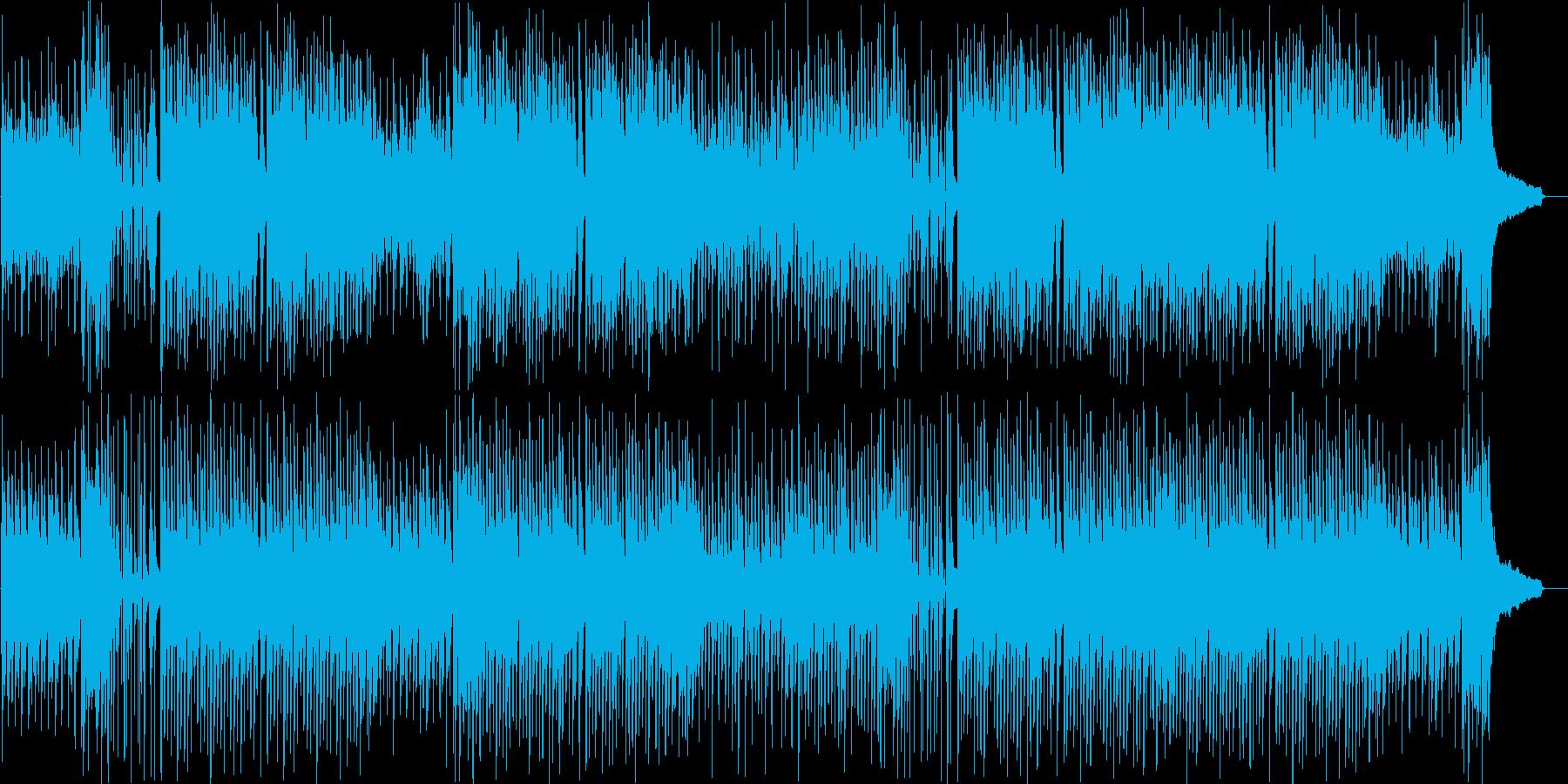口笛メロディ&ハッピーポジティブ!の再生済みの波形