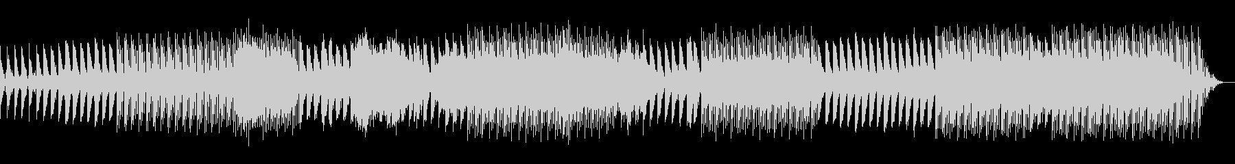 House 80s Classicの未再生の波形