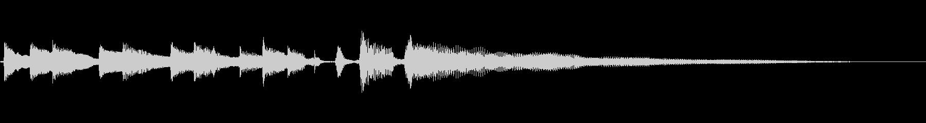 アコギ ブルース 渋い 生演奏の未再生の波形