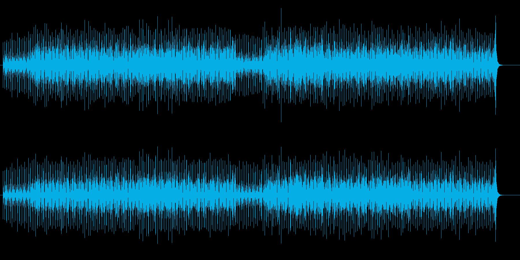 微妙な陰影に富むマイナー調ポップ・ロックの再生済みの波形