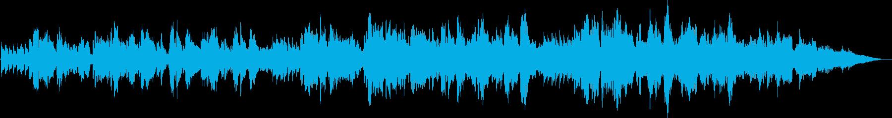 フルート&アコギ穏やかで暖かなヒーリングの再生済みの波形