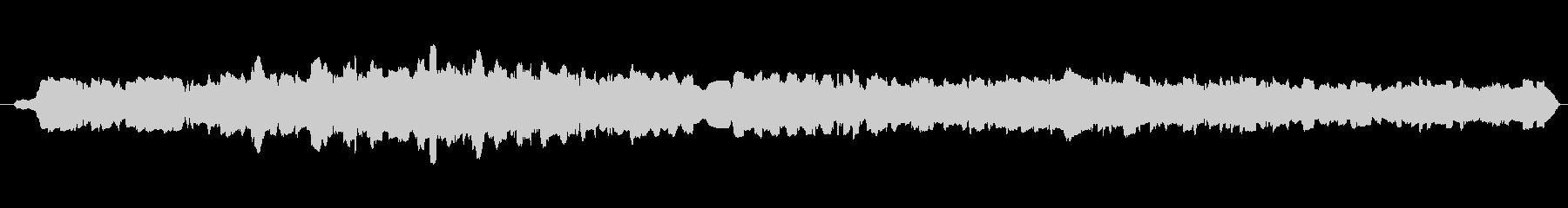 素材 オカリナランダムネスロング02の未再生の波形