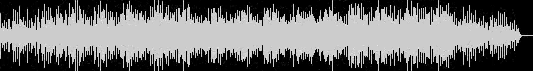 ピアノとアコギの爽やかなポップスbの未再生の波形