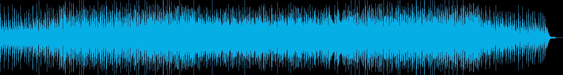 ピアノとアコギの爽やかなポップスbの再生済みの波形