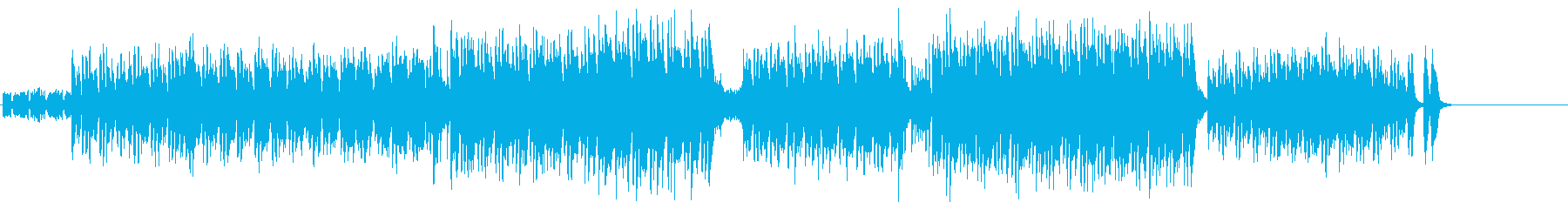 早いテンポの快感エキゾチック・サウンドの再生済みの波形