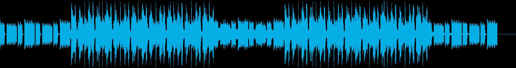 Lo-Fi Hiphop 3の再生済みの波形