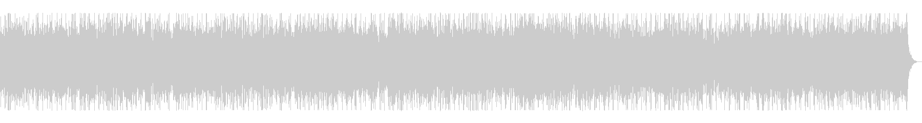 プロケルトバイオリン演奏[6分間長め]の未再生の波形
