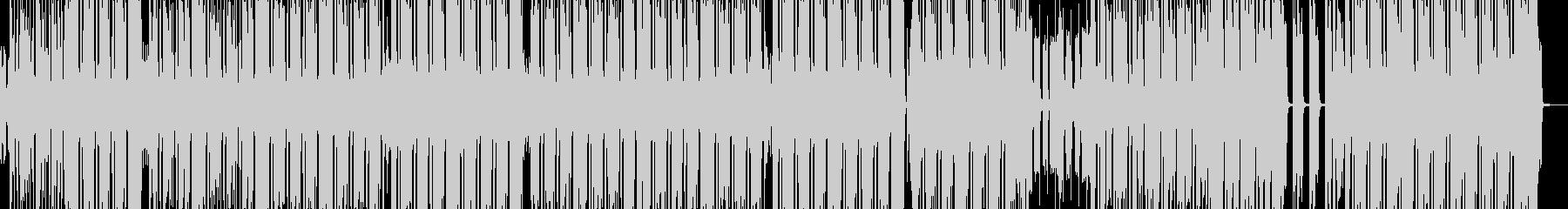 気骨でマッチョなアメリカンヒップホップの未再生の波形