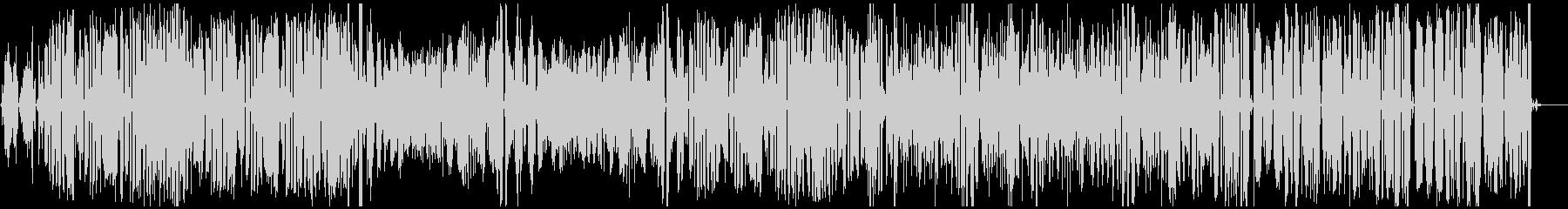 昔の映像にレトロ蓄音機風ジョップリンの未再生の波形