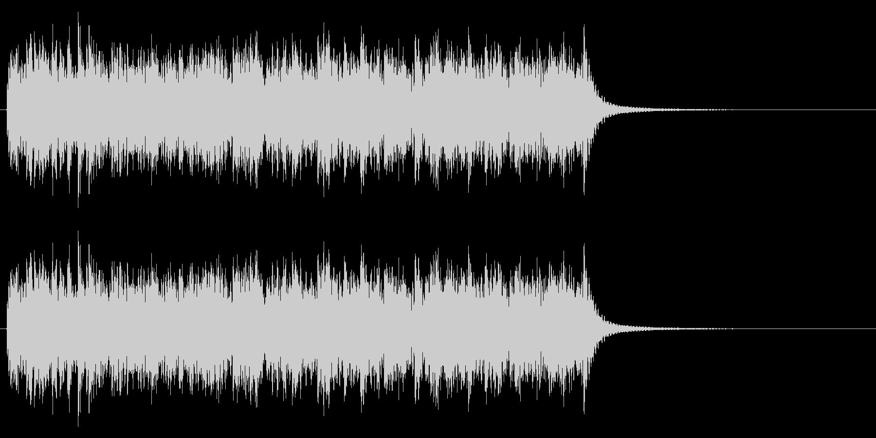 時計 アラーム04-01の未再生の波形