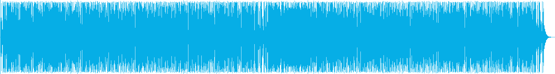Refreshing and fun pop songs's reproduced waveform