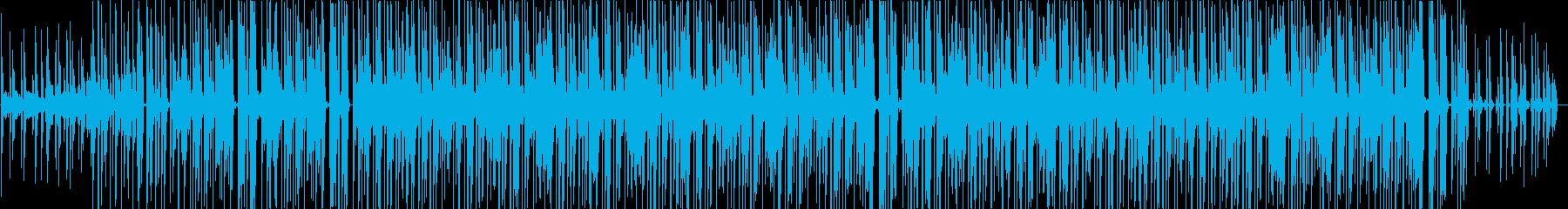 R&B,Neo Soul系の曲です。の再生済みの波形