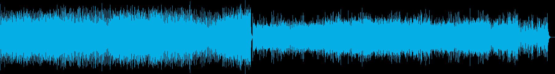 いざ箱根ドライブ!ハウス+ラテンファンクの再生済みの波形