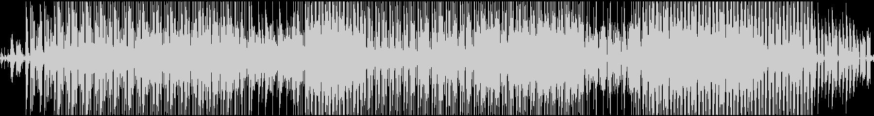 KAMAKURAの未再生の波形
