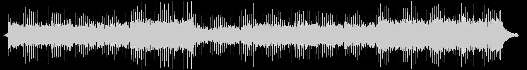 VP系17、軽快で爽やかなロック Aの未再生の波形