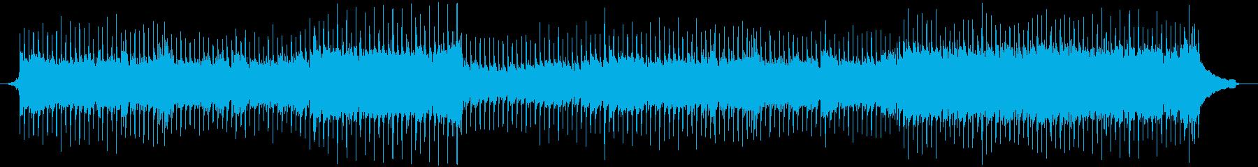 VP系17、軽快で爽やかなロック Aの再生済みの波形