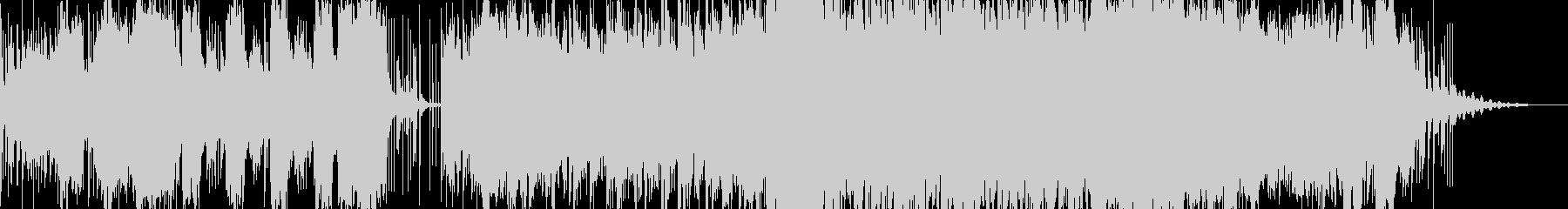 オーケストラ コーラス 明るくはないの未再生の波形