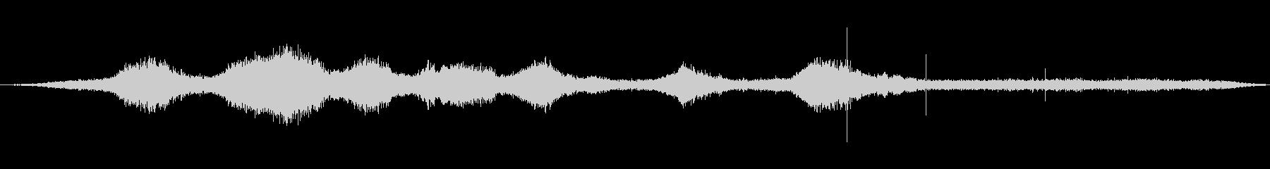 フィニッシュライン、大規模グループ...の未再生の波形