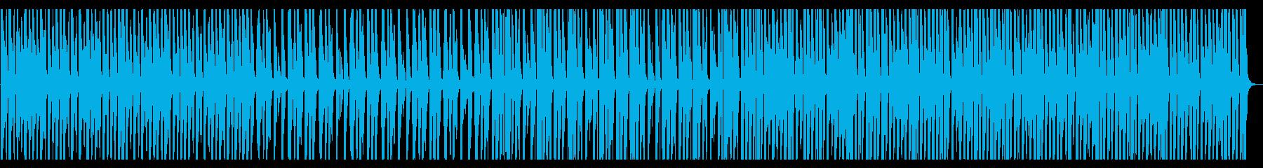 コミカル/かわいい/ハウスNo432_2の再生済みの波形