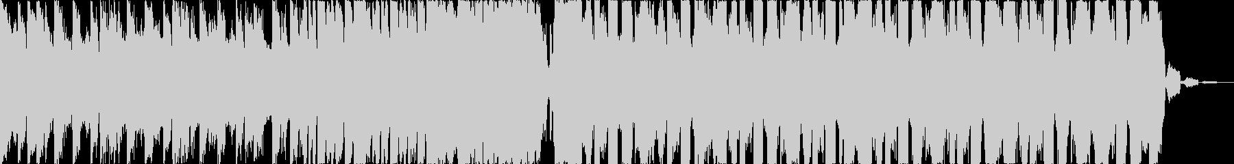 EDMカントリーエレクトロコマーシャルcの未再生の波形