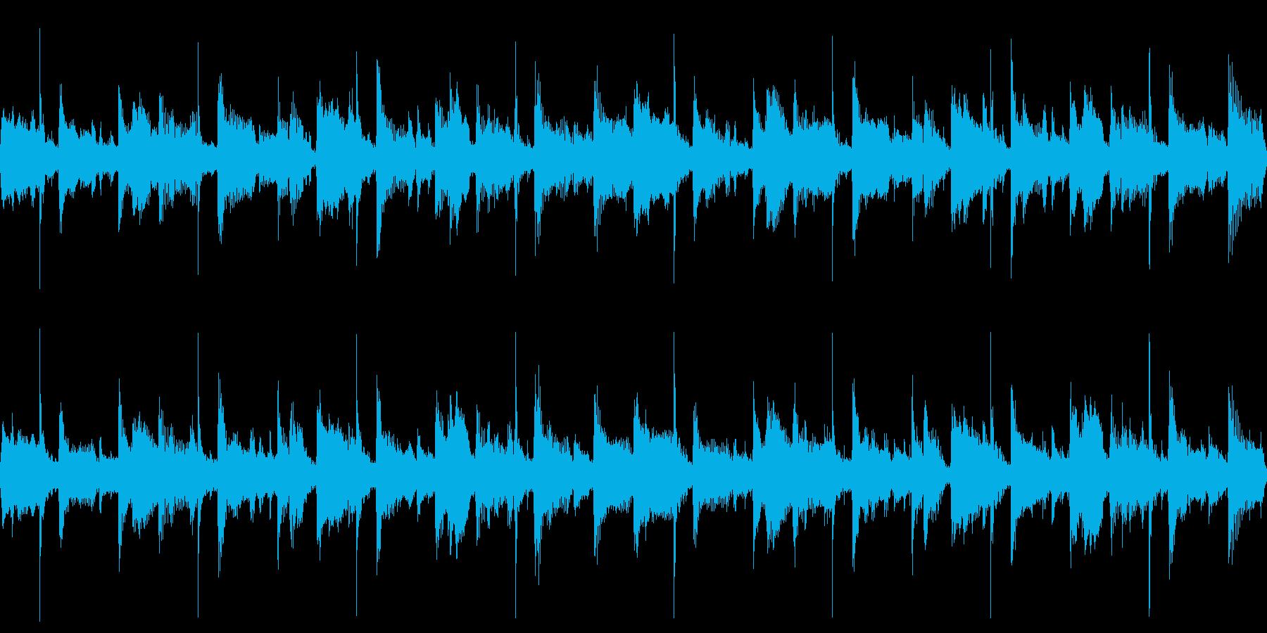 【ループ可能】チル/お洒落/汎用性が高いの再生済みの波形