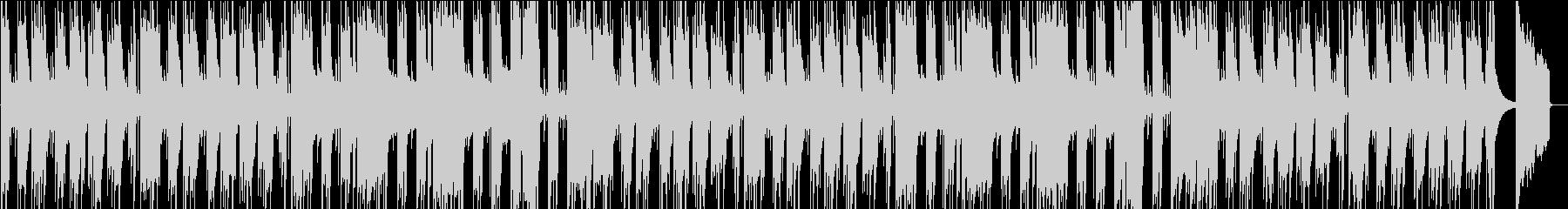 サックス、バラード/カラオケの未再生の波形