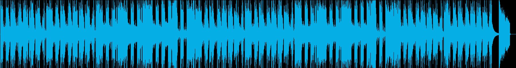 サックス、バラード/カラオケの再生済みの波形