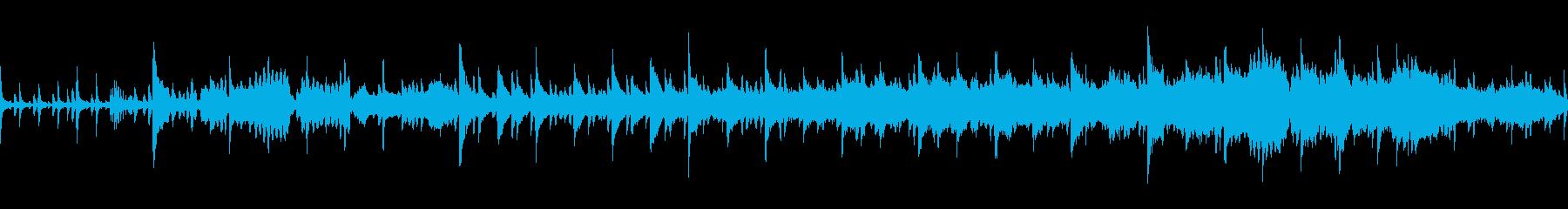RPG:ダンジョン用BGM5の再生済みの波形