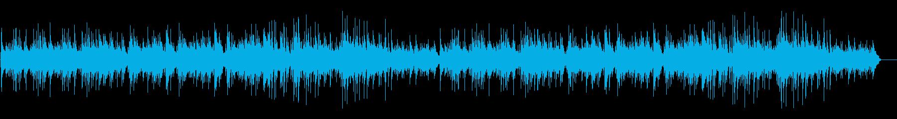 ギター&ピアノ・ノスタルジー・爽やか・vの再生済みの波形