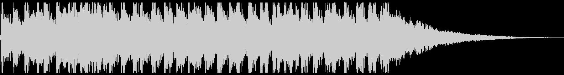 法人 コーポレートの未再生の波形