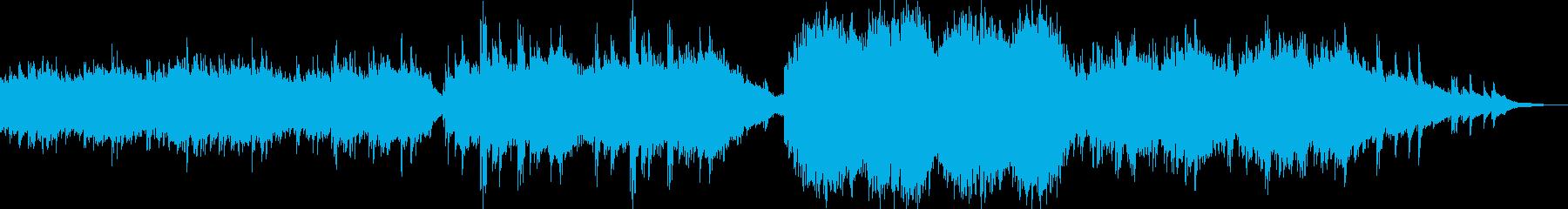 現代的 交響曲 クラシック ほのぼ...の再生済みの波形