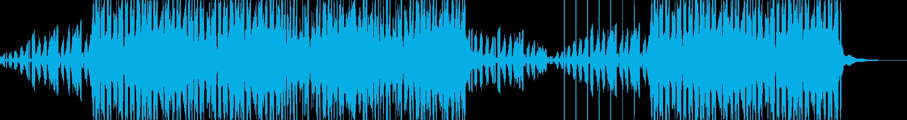 レトロ ゆっくり 魅惑 感情的 バ...の再生済みの波形
