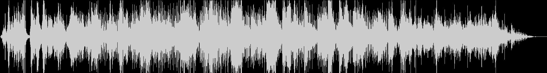 ベースとピアノのテーマサックス。平...の未再生の波形