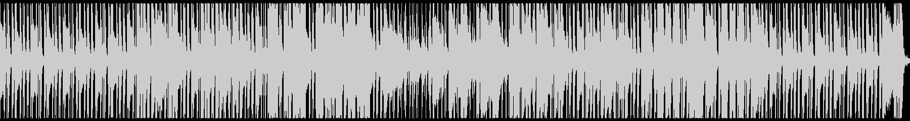 ジャズ アクション ハイテク アン...の未再生の波形
