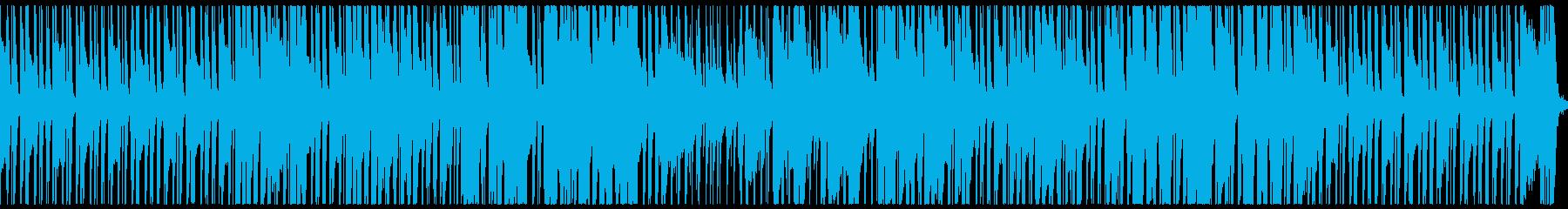 ジャズ アクション ハイテク アン...の再生済みの波形