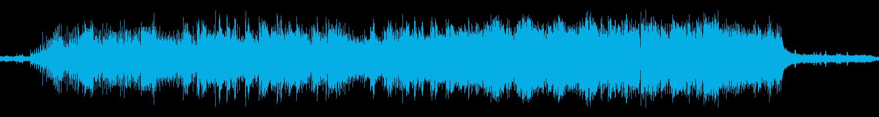 パレードの再生済みの波形