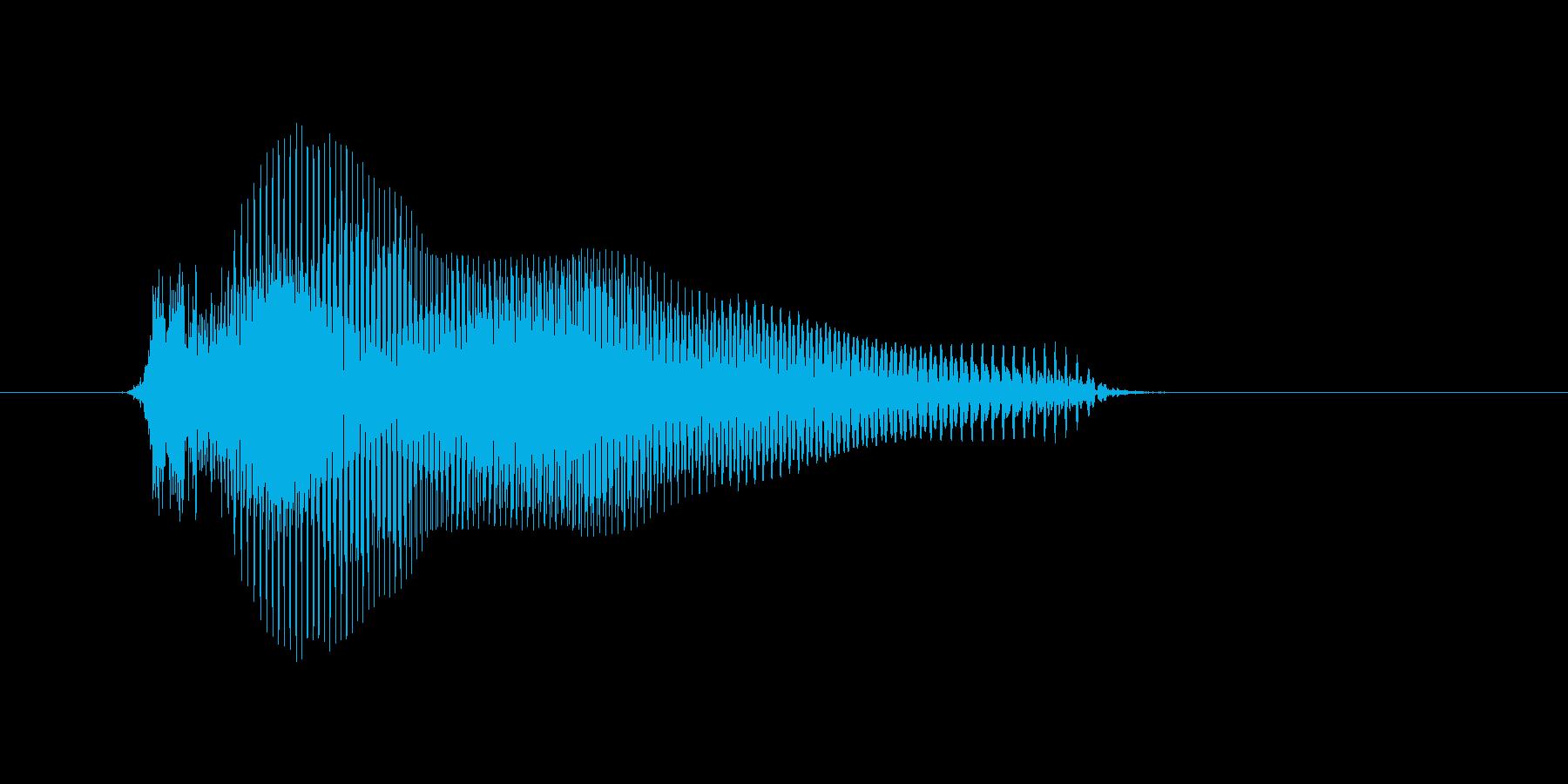 JUNE(ジューン・June・6月・6…の再生済みの波形